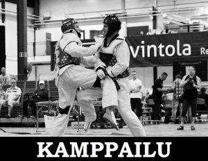 Kamppailu Lahti